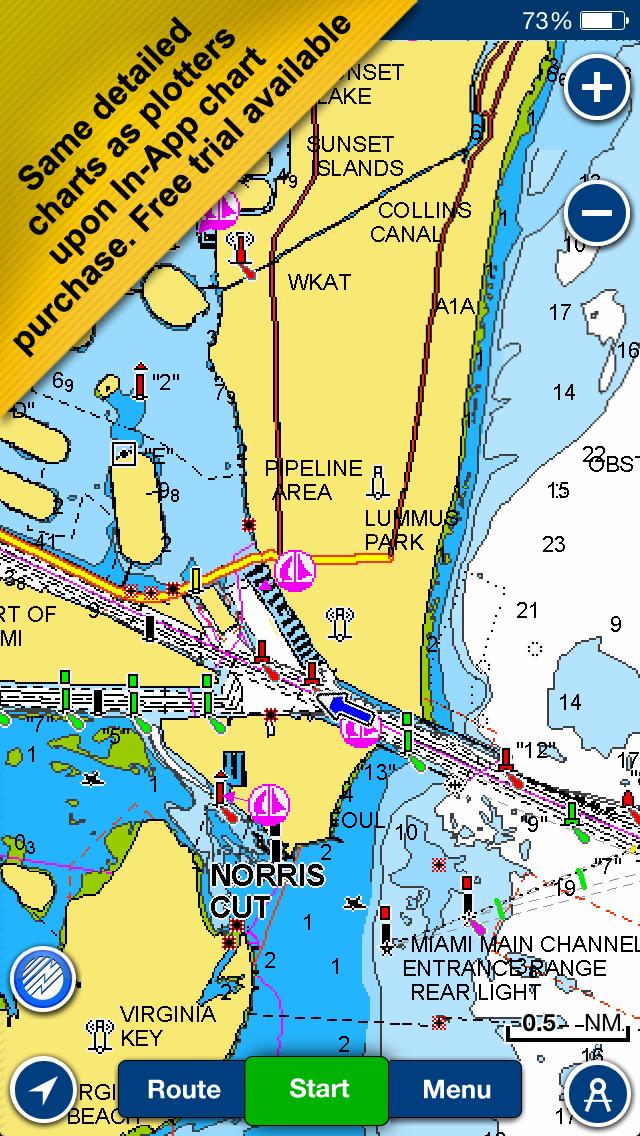 Boating Marine & Lakes screenshot 1