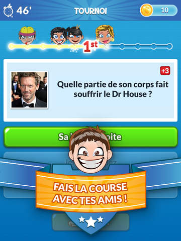Quiz Run - Jeu fun entre amis screenshot 6