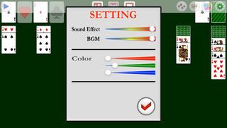 Touch Solitaire PVN screenshot 4