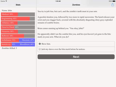 Choice of Zombies screenshot 8