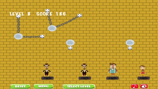` Hipster Ball Bash: Chain Reaction Addictive Puzzle Escape Free screenshot 5