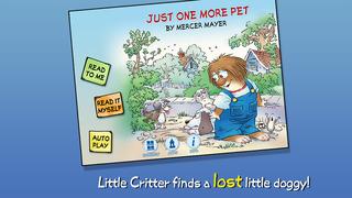 Just One More Pet - Little Critter screenshot 1