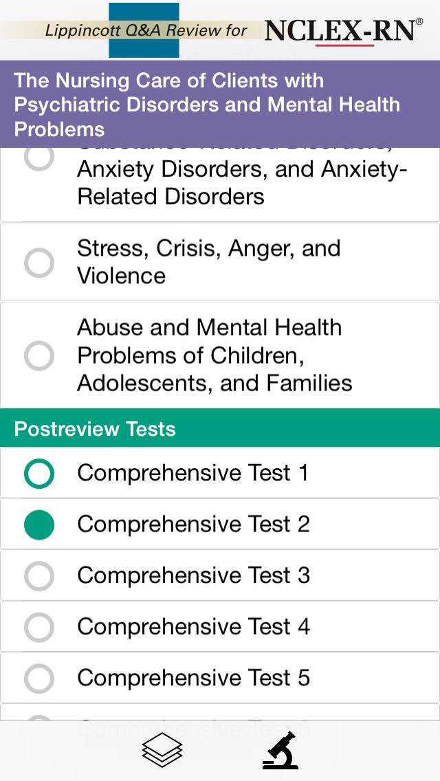 NCLEX RN Review by Lippincott screenshot 4