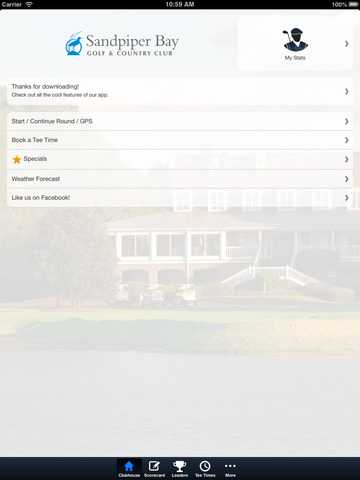 Sandpiper Bay Golf & CC screenshot 7