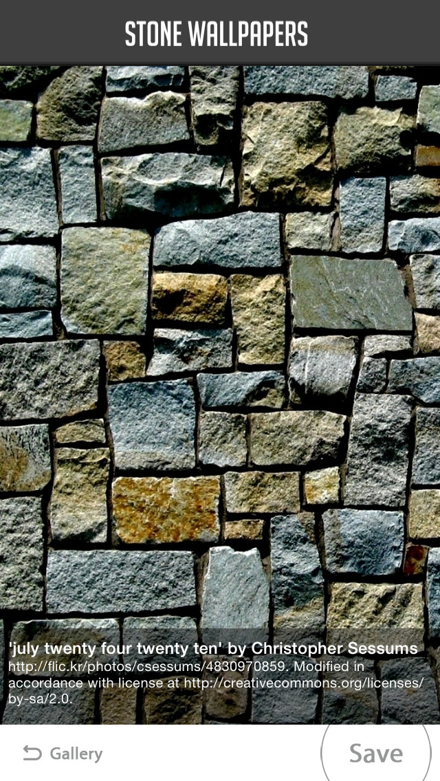 Stone Wallpapers screenshot 2