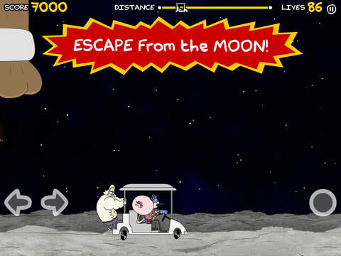 Just a Regular Arcade – A Sweet Suite of Regular Show Games With Mordecai and Rigby screenshot 9