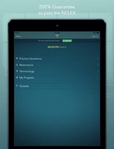 NCLEX PN Mastery screenshot 7