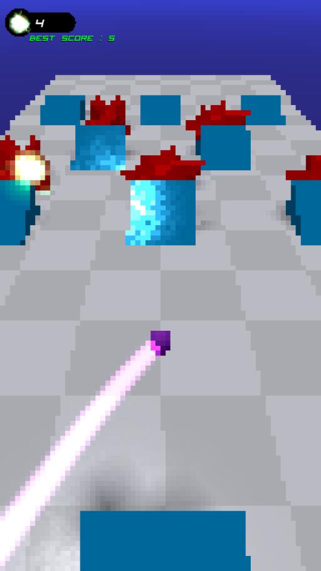 Bit Dash FX 2000 3D screenshot 1
