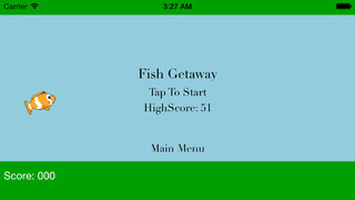 Fish Getaway screenshot 2