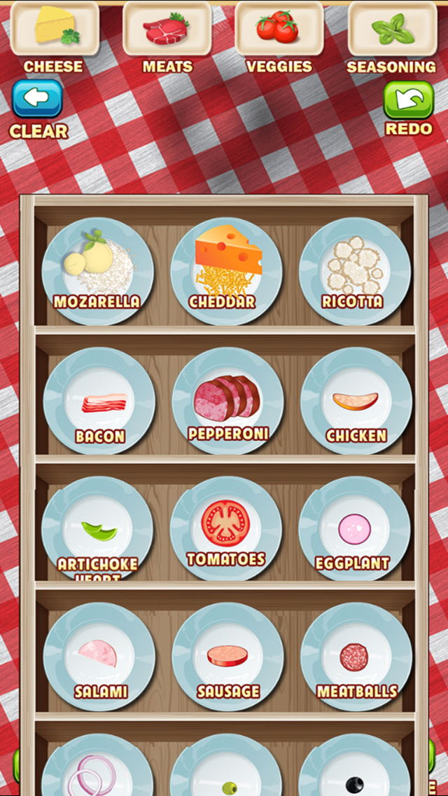 Awesome Pizza Pie Fast Food Restaurant Party Maker screenshot 2