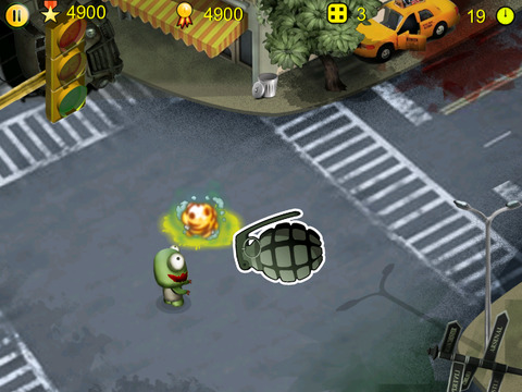 Blast Zombies screenshot 6