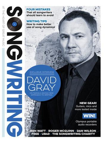 Songwriting Magazine screenshot 5