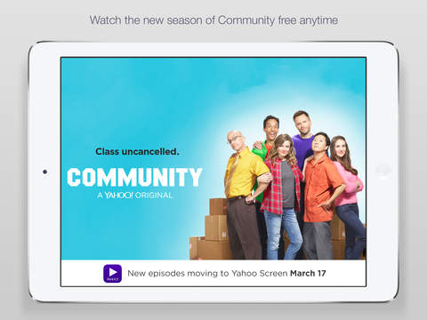 Yahoo Screen — Watch free live concerts, video clips, tv, and more! screenshot 6