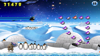 Happy Pinguin Jump PRO : Wourld Tour screenshot 4