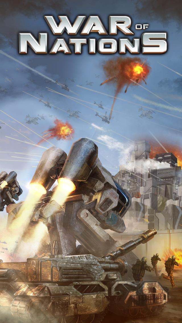 War of Nations™ - PVP Strategy screenshot 5