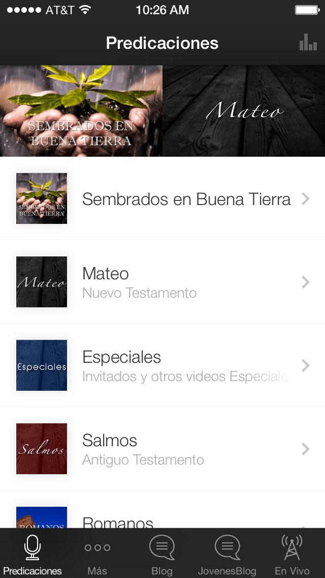 Familia Semilla screenshot 1