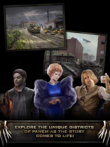 The Hunger Games: Panem Rising screenshot 8