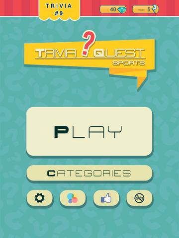 Trivia Quest™ Sports - trivia questions screenshot 8