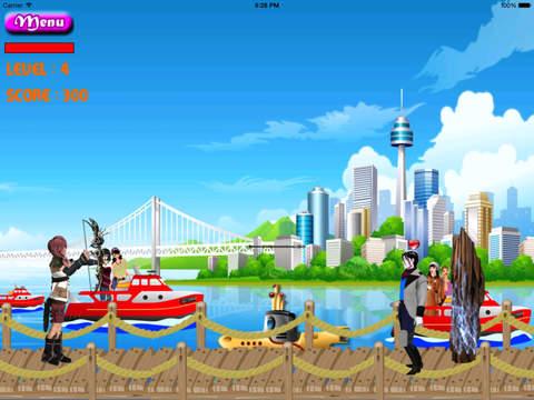 Arrow Girl : Retry Shoot Heart screenshot 6