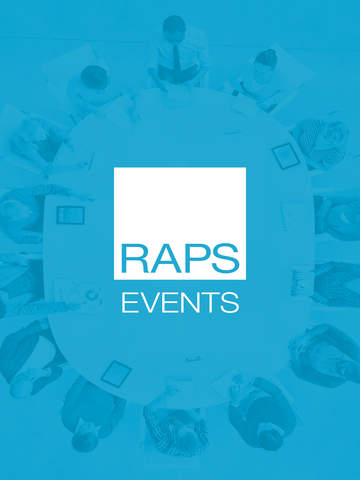 RAPS Regulatory Events screenshot 3