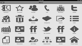 Easy Contacts# Tool Lite screenshot 4