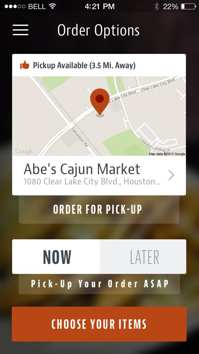 Abe's Cajun Market screenshot 2