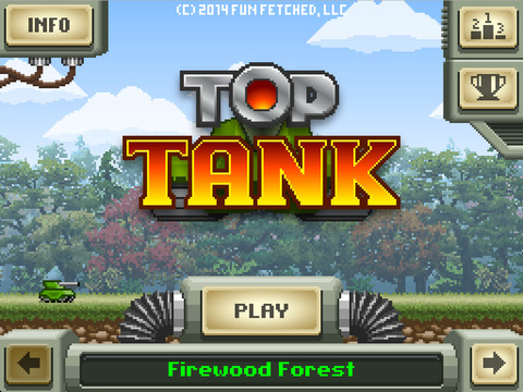 Top Tank screenshot 5