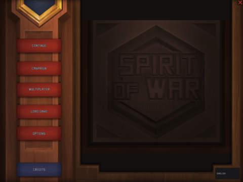 Spirit of War: The Great War screenshot 6