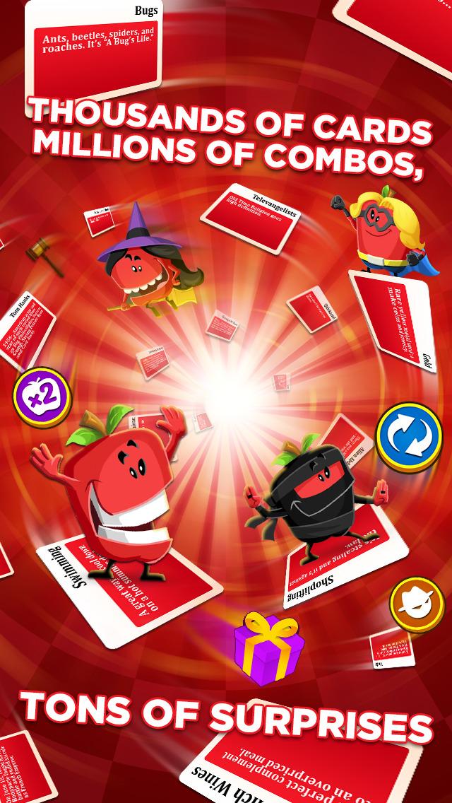 Apples to Apples™ screenshot 5