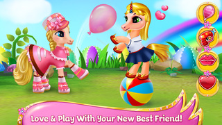 Coco Pony - My Dream Pet screenshot 3