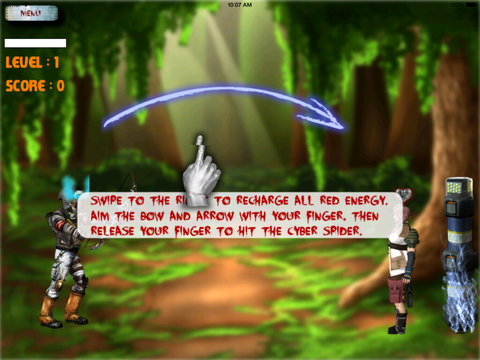 Amazing Snake Ninja - Interesting Bow and Arrow Game screenshot 8