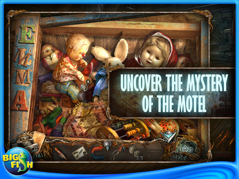 Fright HD - A Scary Hidden Object Mystery screenshot 3