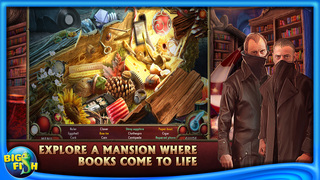 Nevertales: The Beauty Within - A Supernatural Hidden Object Mystery Game (Full) screenshot 2