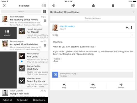 Boxer Pro screenshot 10