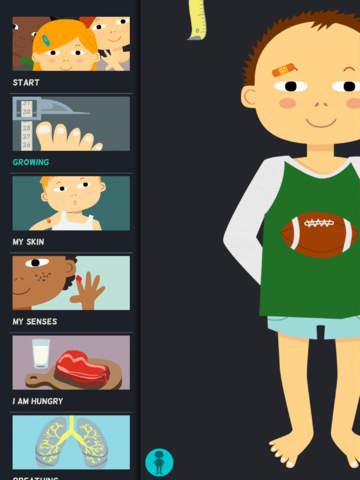 My Body - Anatomy for Kids screenshot 7