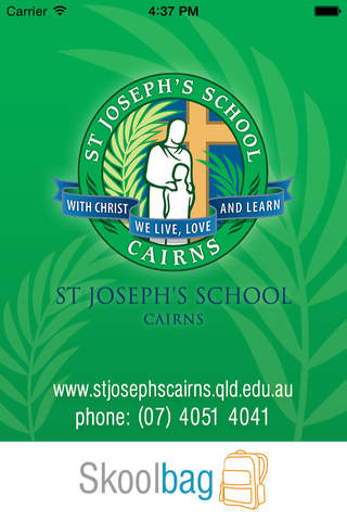 St Joseph's School Parramatta Park - Skoolbag - náhled