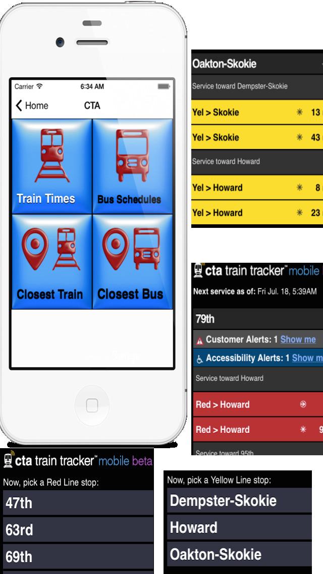 Chicago Transit Buddy screenshot 3