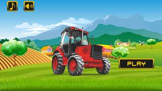 Tractor Farm Run screenshot 1