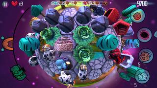 Celleste: Bug Planets screenshot 5
