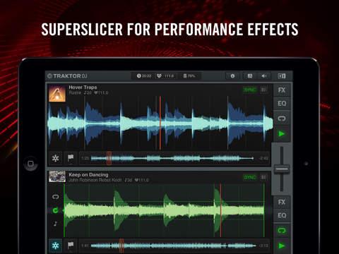 Traktor DJ screenshot 5