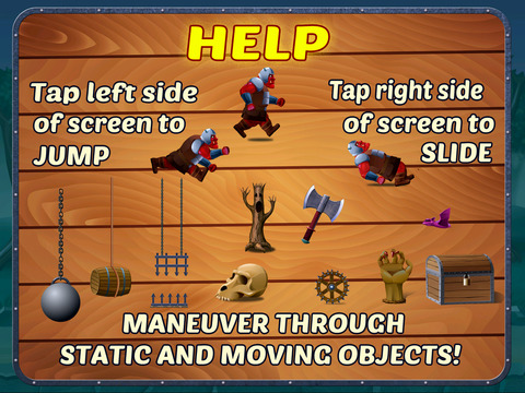 Monster War Hammer Dash screenshot 4