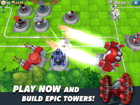 Tower Madness 2: #1 in Great Strategy TD Games screenshot 10