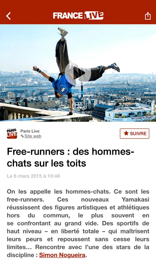 France Live : ceux qui font bouger les villes screenshot 2