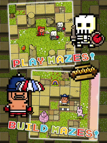 Mazecraft screenshot 5