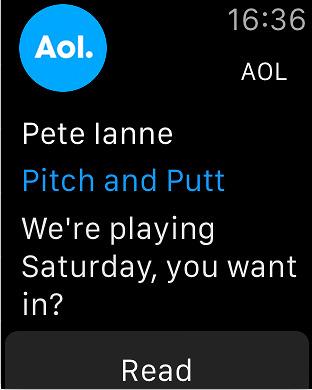 AOL: News Email Weather Video screenshot 13