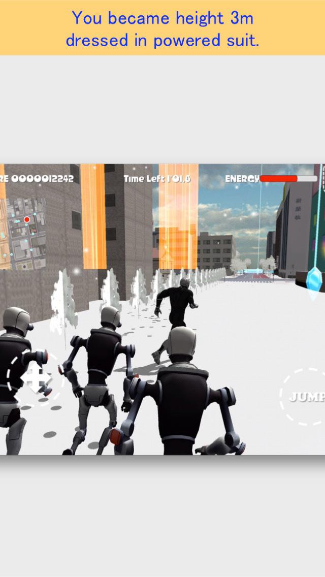 Sapporo Run Away FREE screenshot 2
