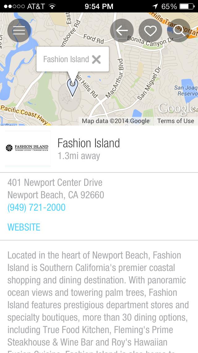 Visit Newport Beach screenshot 5