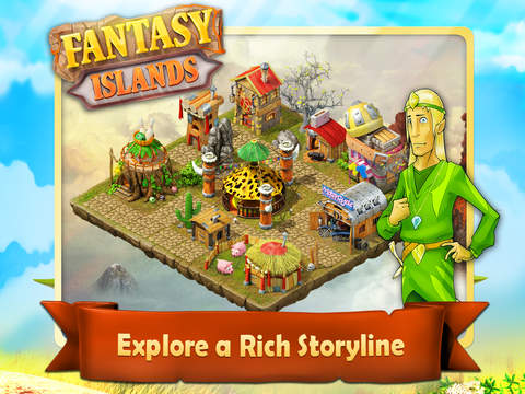 Fantasy Islands screenshot 8