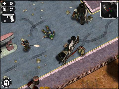Hardboiled screenshot 9