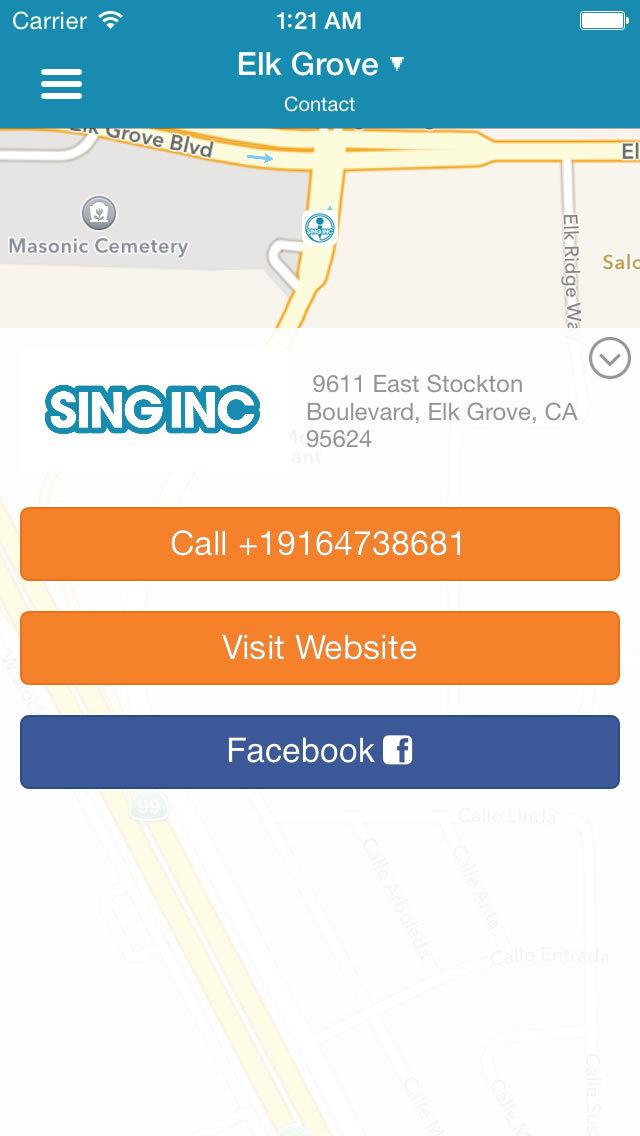 SING INC screenshot #4